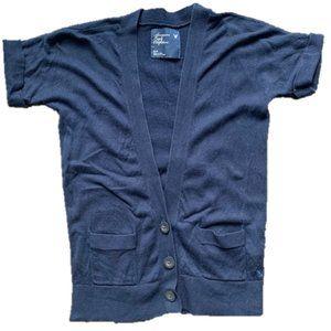 AEO T-shirt Cardigan